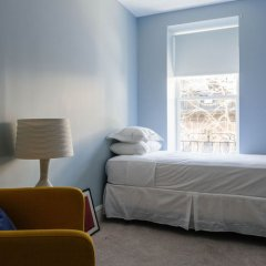 Отель onefinestay - Upper East Side private homes США, Нью-Йорк - отзывы, цены и фото номеров - забронировать отель onefinestay - Upper East Side private homes онлайн комната для гостей фото 5