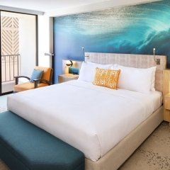 Отель Waikiki Beachcomber by Outrigger комната для гостей фото 2