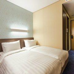 Отель Loisir Hotel Seoul Myeongdong Южная Корея, Сеул - 3 отзыва об отеле, цены и фото номеров - забронировать отель Loisir Hotel Seoul Myeongdong онлайн комната для гостей