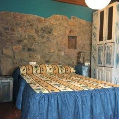 Отель Casa Rural Naguar Кангас-де-Онис питание