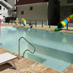 Отель Residence Filmare Италия, Риччоне - отзывы, цены и фото номеров - забронировать отель Residence Filmare онлайн бассейн фото 3