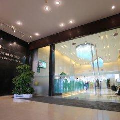 Shanshui Trends Hotel East Railway Station Guangzhou интерьер отеля