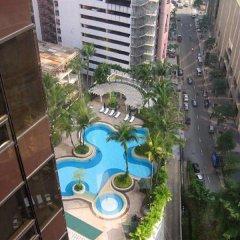 Отель Grand Millennium Hotel Kuala Lumpur Малайзия, Куала-Лумпур - отзывы, цены и фото номеров - забронировать отель Grand Millennium Hotel Kuala Lumpur онлайн балкон