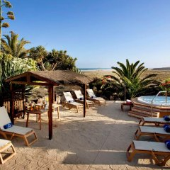 Отель Melia Gorriones Коста Кальма пляж фото 2