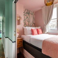 Отель Luxury 2 Bedroom With AC - Louvre & Champs Elysees Париж комната для гостей фото 2