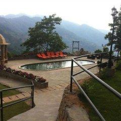 Отель Hilltake Wellness Resort and Spa Непал, Бхактапур - отзывы, цены и фото номеров - забронировать отель Hilltake Wellness Resort and Spa онлайн бассейн фото 2