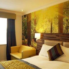 Отель Diamond Lodge Hotel Manchester Великобритания, Манчестер - отзывы, цены и фото номеров - забронировать отель Diamond Lodge Hotel Manchester онлайн комната для гостей фото 4