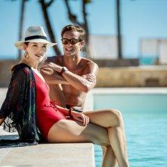 Отель The Level at Melia Punta Cana Beach Adults Only спортивное сооружение
