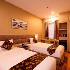 GK Central Hotel комната для гостей фото 2