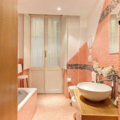 Отель Residenza Domizia Smart Design Италия, Рим - отзывы, цены и фото номеров - забронировать отель Residenza Domizia Smart Design онлайн ванная фото 3