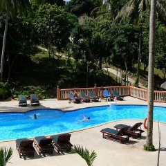 Отель Phi Phi Bayview Premier Resort Таиланд, Ранти-Бэй - 3 отзыва об отеле, цены и фото номеров - забронировать отель Phi Phi Bayview Premier Resort онлайн бассейн