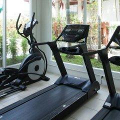 Отель Baan Karonburi Resort фитнесс-зал