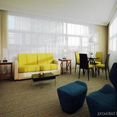 Отель Courtyard by Marriott Berlin City Center комната для гостей фото 3