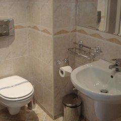 Отель Kapri Hotel Болгария, София - отзывы, цены и фото номеров - забронировать отель Kapri Hotel онлайн ванная