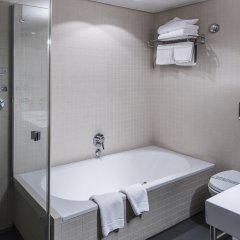 Отель Central Plaza Hotel Швейцария, Цюрих - 5 отзывов об отеле, цены и фото номеров - забронировать отель Central Plaza Hotel онлайн ванная