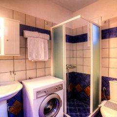 Апартаменты Anna Karra Studios & Apartments Ситония ванная