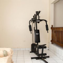 Отель Villa Donna Inn фитнесс-зал