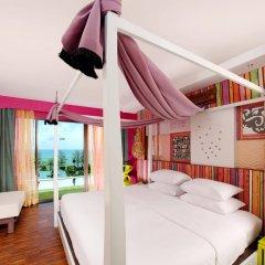 Patong Beach Hotel комната для гостей