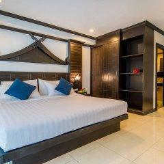 Отель Hallo Patong Dormtel And Restaurant Патонг комната для гостей фото 2