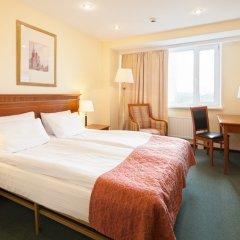 Отель SunFlower Парк 4* Стандартный номер фото 2