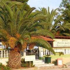 Отель Porto Matina пляж фото 2