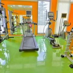 Гостиница Holiday Inn Moscow Seligerskaya фитнесс-зал фото 3