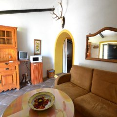 Отель Monte Do Sobral, Turismo Rural в номере