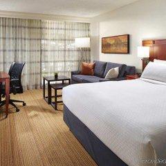Отель MDR Marina del Rey - a DoubleTree by Hilton США, Лос-Анджелес - отзывы, цены и фото номеров - забронировать отель MDR Marina del Rey - a DoubleTree by Hilton онлайн комната для гостей