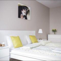Апартаменты P&O Apartments Oxygen Wronia 1 комната для гостей фото 2