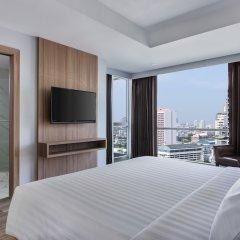 Отель Adelphi Grande Sukhumvit By Compass Hospitality Бангкок