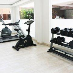 Отель Jimbaran Bay Beach Resort & Spa фитнесс-зал фото 4