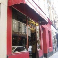 Hotel Du Pont Neuf Париж городской автобус