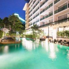 Hotel Vista Pattaya Паттайя бассейн фото 2