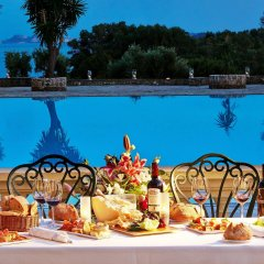Отель Corfu Imperial, Grecotel Exclusive Resort питание