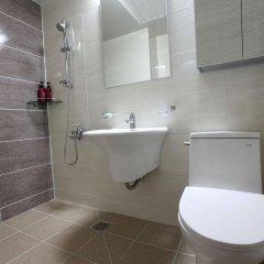 Отель SSGuesthouse - Hostel Южная Корея, Сеул - отзывы, цены и фото номеров - забронировать отель SSGuesthouse - Hostel онлайн ванная