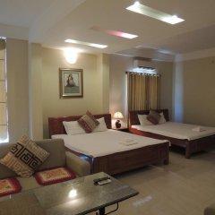 Huong Bien Hotel Halong комната для гостей фото 2