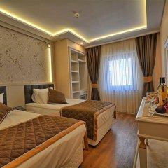 Samir Deluxe Hotel комната для гостей фото 2