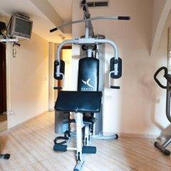 Отель ALGETE Альгете фитнесс-зал