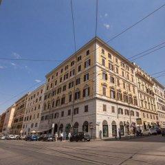 Отель Гостевой дом New Inn Италия, Рим - отзывы, цены и фото номеров - забронировать отель Гостевой дом New Inn онлайн вид на фасад фото 2