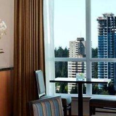 Отель Hilton Vancouver Metrotown Канада, Бурнаби - отзывы, цены и фото номеров - забронировать отель Hilton Vancouver Metrotown онлайн в номере