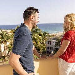 Отель Robinson Club Esquinzo Playa балкон