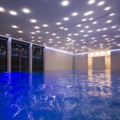 Luxury Spa & Wellness Hotel Prezident бассейн