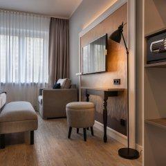 Novum Hotel Franke Берлин сейф в номере