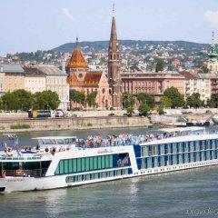 Отель Mercure Budapest Castle Hill Будапешт приотельная территория