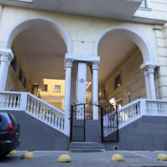 Hotel Fridman Одесса парковка