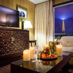 L'Hotel du Collectionneur Arc de Triomphe в номере