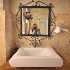 Мини- Castle Inn Cappadocia Турция, Ургуп - отзывы, цены и фото номеров - забронировать отель Мини-Отель Castle Inn Cappadocia онлайн ванная фото 2