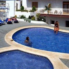 Отель Petit Palau Испания, Бланес - отзывы, цены и фото номеров - забронировать отель Petit Palau онлайн бассейн фото 2