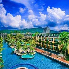 Отель Graceland Resort And Spa Пхукет бассейн фото 2