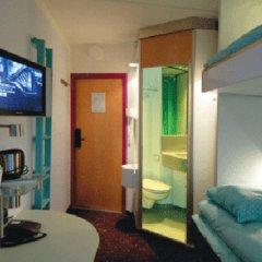 Отель Cabinn Odense Оденсе комната для гостей фото 5